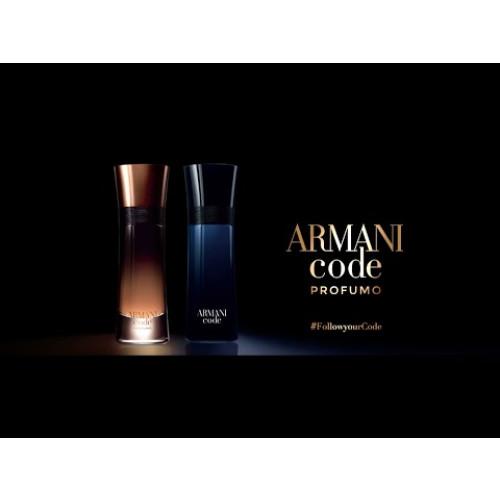 Armani Code Homme Profumo 110ml eau de parfum spray