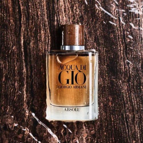 Giorgio Armani Acqua di Gio Absolu 75ml eau de parfum spray