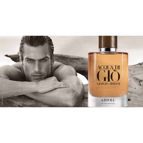 Giorgio Armani Acqua di Gio Absolu 200ml eau de parfum spray