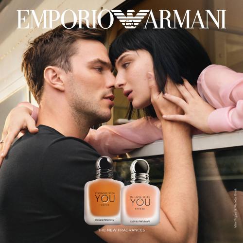 Giorgio Armani Stronger With You Freeze 100ml eau de toilette spray