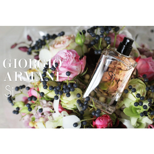Giorgio Armani Si 100ml eau de parfum spray