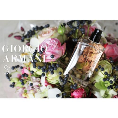 Giorgio Armani Si 150ml eau de parfum spray