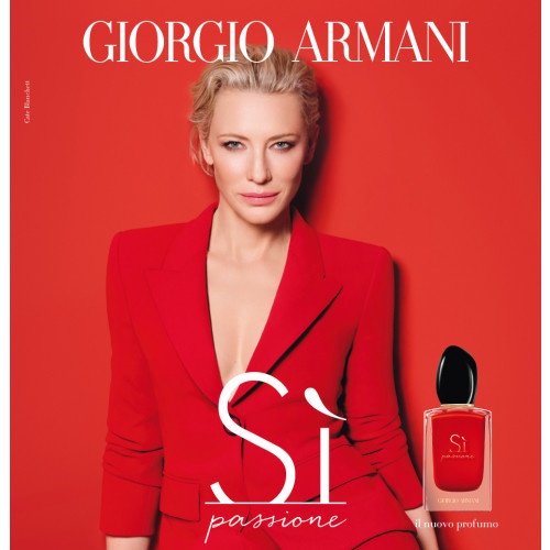 Giorgio Armani Si Passione Set 50ml eau de parfum spray + 75ml Bodylotion + 1,5ml Lip Maestro 400 Lipstick