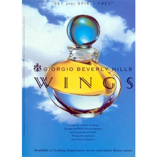 Giorgio Beverly Hills Wings 90ml eau de toilette spray