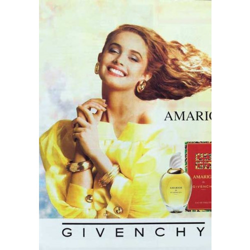 Givenchy Amarige 100ml eau de toilette spray