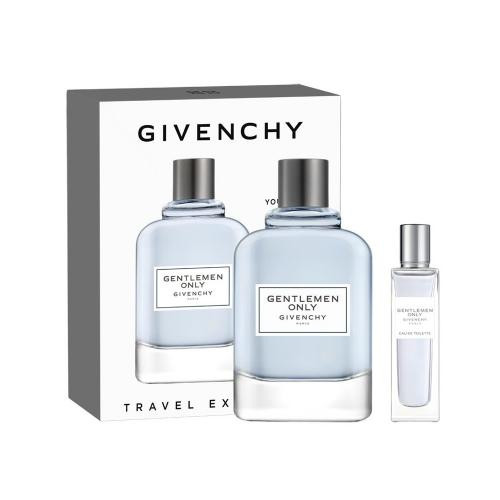 Givenchy Gentlemen Only Set 100ml eau de toilette spray + 15ml eau de toilette tasspray