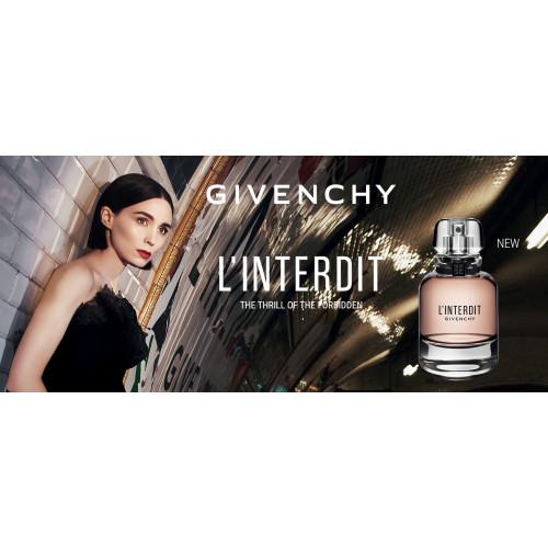 Givenchy L'Interdit 80ml eau de parfum spray