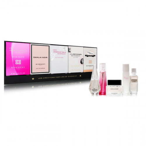 Givenchy Dames Miniature Collection Set 5 delig