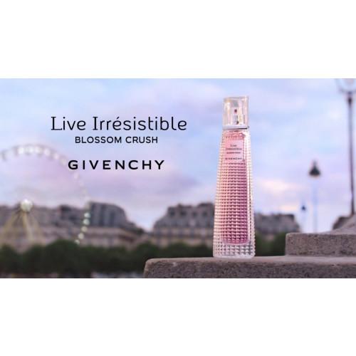 Givenchy Live Irrésistible Blossom Crush 75ml eau de toilette spray
