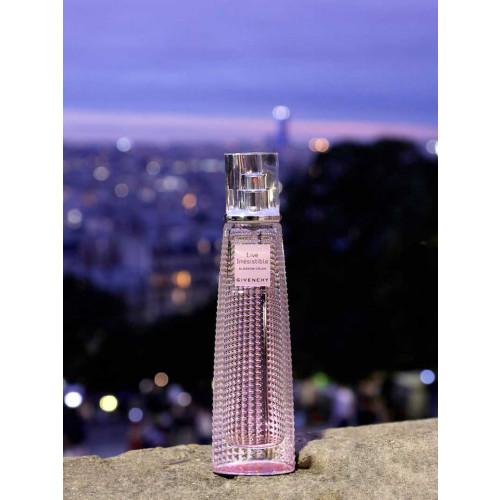 Givenchy Live Irrésistible Blossom Crush Set 75ml eau de toilette spray + 15 ml edt travelspray