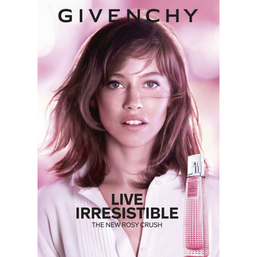 Givenchy Live Irrésistible Rosy Crush 50ml eau de parfum spray