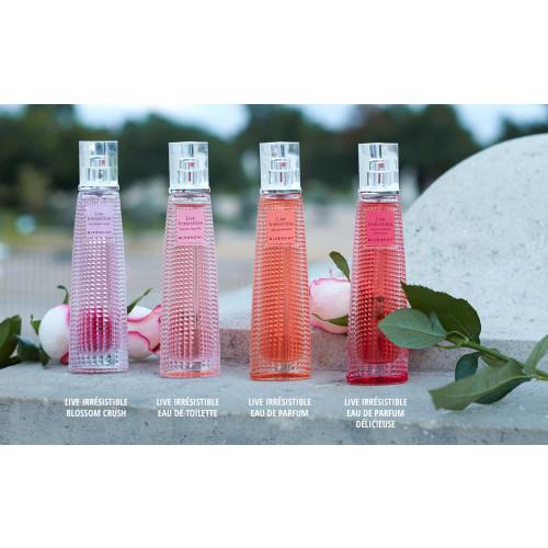 Givenchy Live Irrésistible Blossom Crush 50ml eau de toilette spray