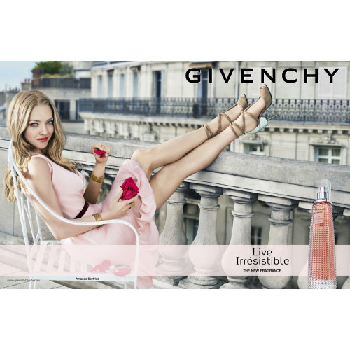 Givenchy Live Irresistible 50ml Eau de parfum spray