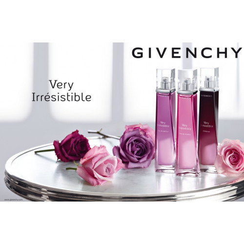 Givenchy	Very Irresistible 50ml Eau De Parfum Spray