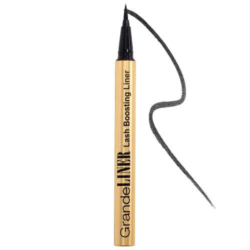 Grande Cosmetics GrandeLiner Lash Boosting Eyeliner Zwart (Eyeliner & wimperserum in 1!)