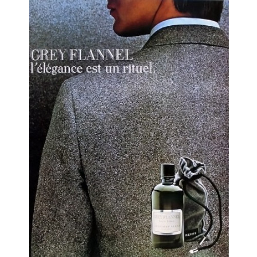 Geoffrey Beene Grey Flannel 240ml eau de toilette flacon