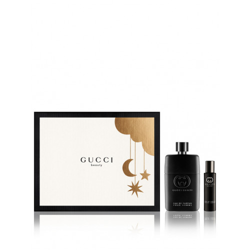 Gucci Guilty Pour Homme Set 90ml eau de parfum spray + 15ml tasspray
