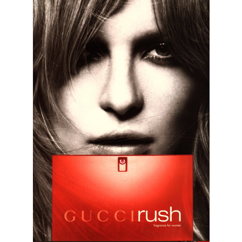 Gucci Rush 75ml eau de toilette spray