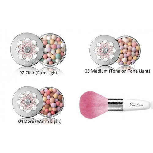 Guerlain Météorites Light Revealing Pearls Of Powder 25gr Poeder 02 clair