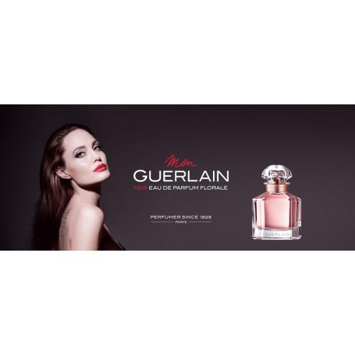 Guerlain Mon Guerlain Florale Set 50ml eau de parfum spray + Guerlain Cils d'Enfer 01 Noir (8,5 ml)