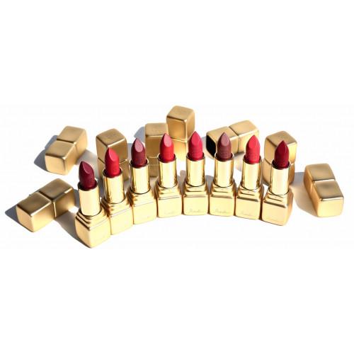 Guerlain KissKiss Matte Hydrating Lipstick 3,5 gr M379- Fiery Pink
