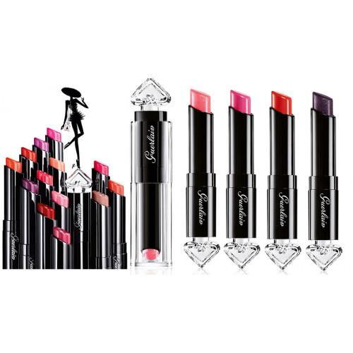 Guerlain La Petite Robe Noire Lipstick - Deliciously Shiny Lip Colour 043 Sun-Glasses