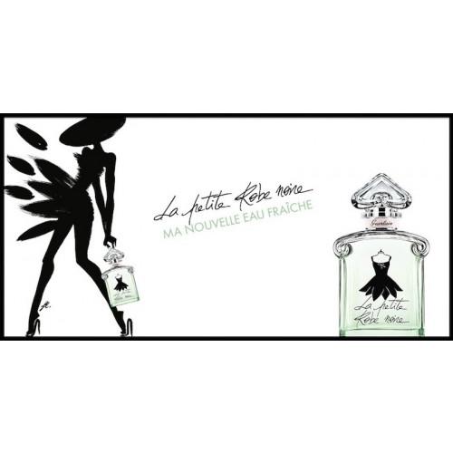 Guerlain La Petite Robe Noire Eau Fraîche 75ml eau de toilette spray