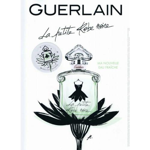 Guerlain La Petite Robe Noire Eau Fraîche 100ml eau de toilette spray