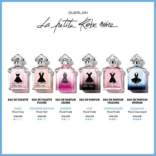 Guerlain La Petite Robe Noire Ma Robe Hippie-Chic 100ml Eau de Parfum Légère Spray