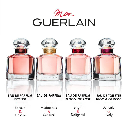 Guerlain Mon Guerlain Bloom of Rose 100ml eau de parfum spray