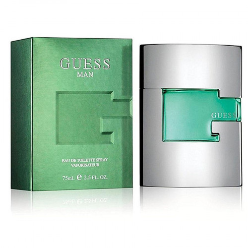 Guess for Men 75ml eau de toilette spray