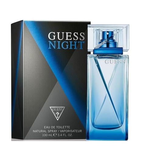 Guess Night Homme 100ml eau de toilette spray