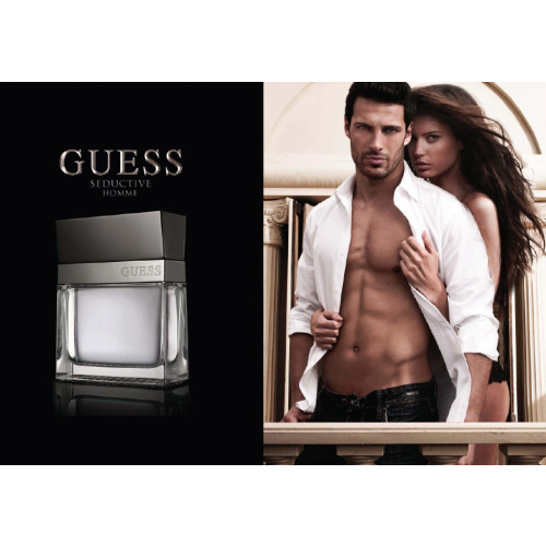 Guess Seductive Homme 100ml eau de toilette spray