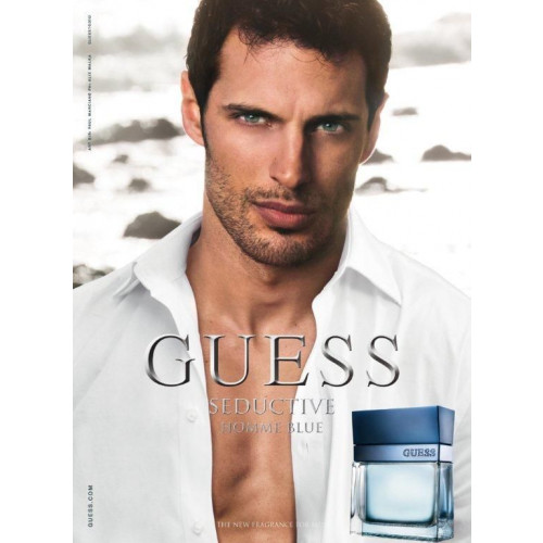 Guess Seductive Homme Blue 100ml eau de toilette spray