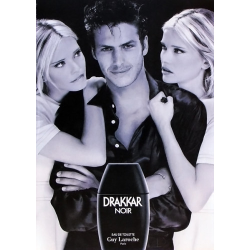 Guy Laroche Drakkar Noir 200ml eau de toilette spray