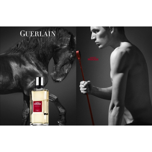 Guerlain Habit Rouge 100ml eau de toilette spray