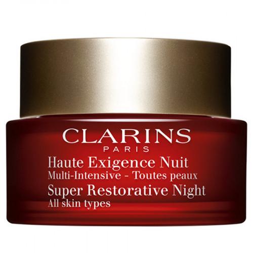 Clarins Multi-Intensive Crème Haute Exigence Nuit 50ml Nachtcréme Tout Peaux