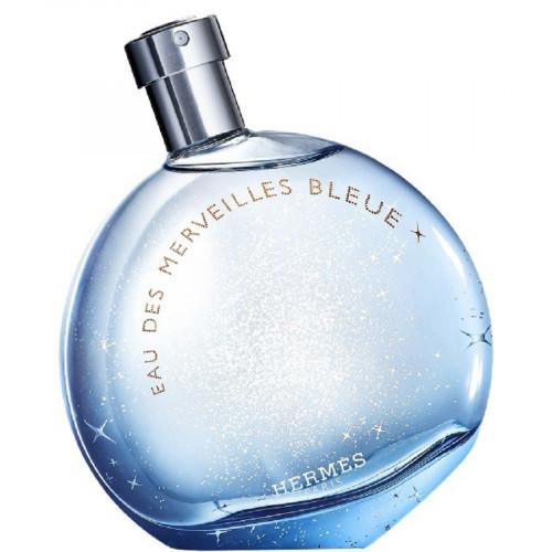 Hermes Eau des Merveilles Bleue 100ml eau de toilette spray