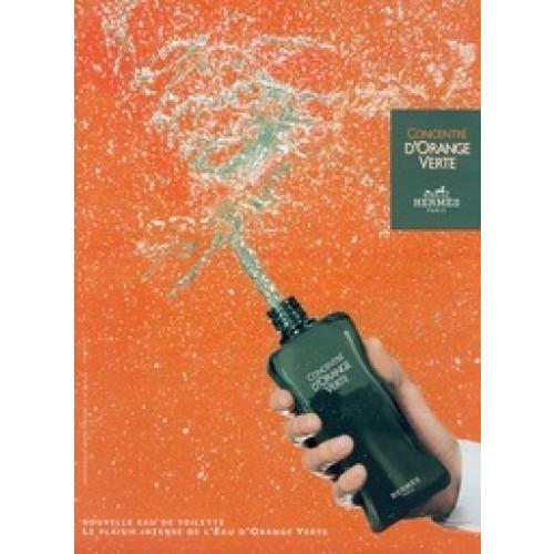 Hermes Concentré d`Orange Verte 100ml Eau de Toilette Spray