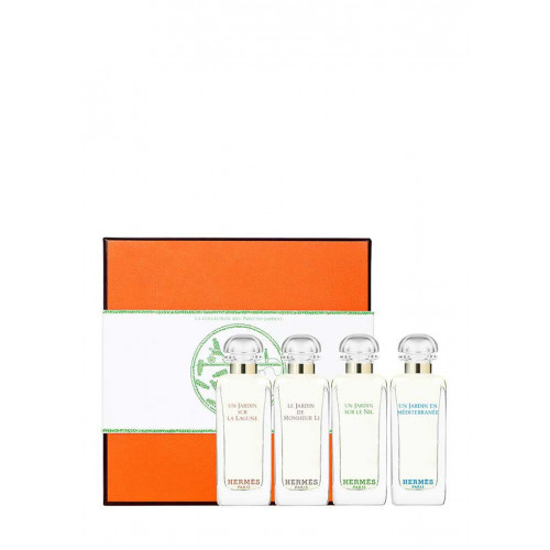 Hermes Jardins Dicovery Set 4 x 7,5ml edt