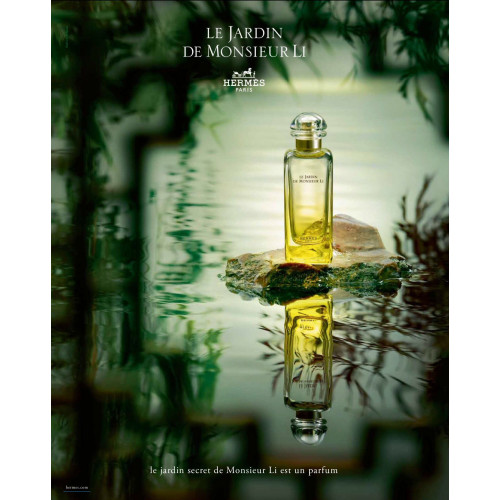Hermes Le Jardin de Monsieur Li 100ml eau de toilette spray