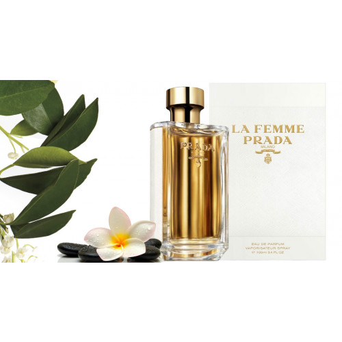 Prada La Femme 100ml eau de parfum spray