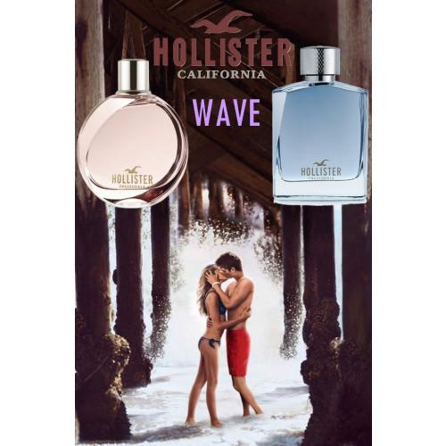 Hollister Wave for Him 100ml Eau de Toilette Spray
