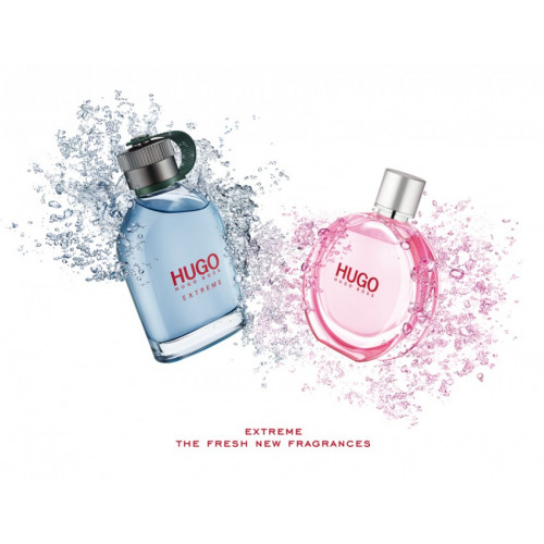 Boss Hugo Extreme 100ml eau de parfum spray