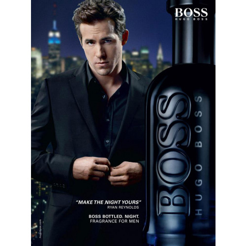 Hugo Boss Bottled Night 100ml eau de toilette spray