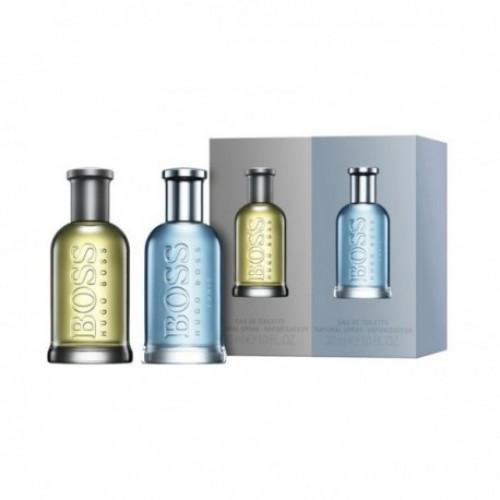 Boss Bottled Set 30ml eau de toilette spray + Bottled Tonic 30ml edt