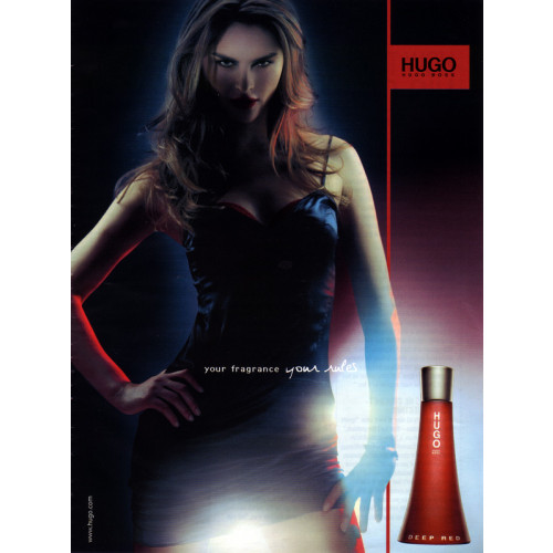 Boss Deep Red  50ml eau de parfum spray