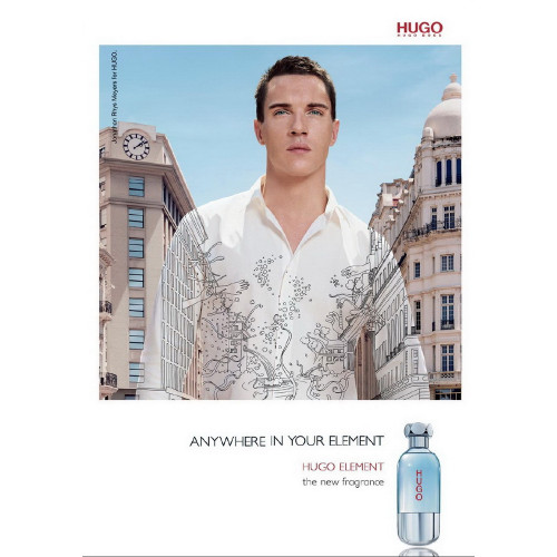 Boss Hugo Element 60ml eau de toilette spray