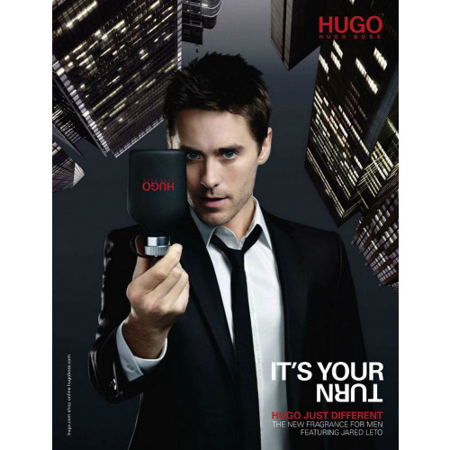 Boss Hugo Just Different 200ml eau de toilette spray