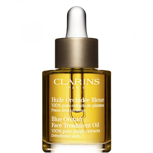 Clarins Huile Orchidee Bleue 30ml (Normale tot droge huid)